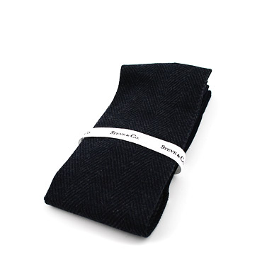Blu Cotton long socks