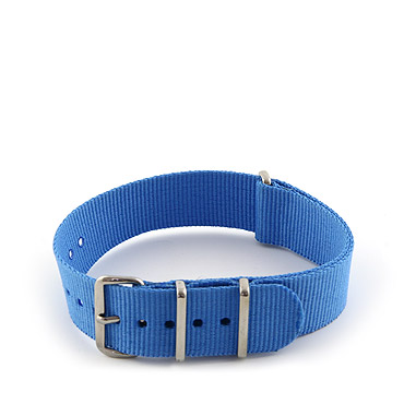 Natostrap Azure  Solid Color 18mm