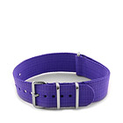 Natostrap Violet Solid Color 20mm