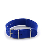 Natostrap Blue Solid Color 20mm