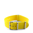 Natostrap yellow Solid Color 20mm