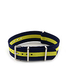 Natostrap Blu Regimental 20mm