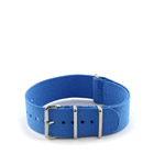 Natostrap Azure Solid Color 22mm