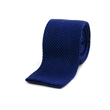 Blu Knitted Ties
