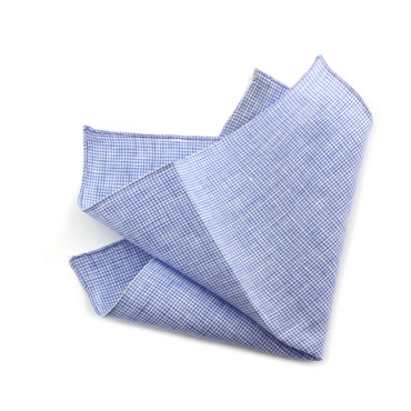Light Blu Handkerchief