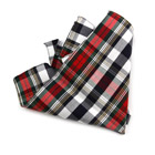 Red Checked Handkerchief